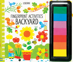 Backyard Fingerprint Activities