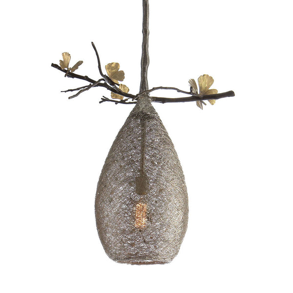 Michael Aram Cocoon Pendant Lamp Medium