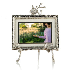 Michael Aram White Orchid Convertible Easel Frame