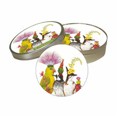 Vicki Sawyer Desert Party Coasters