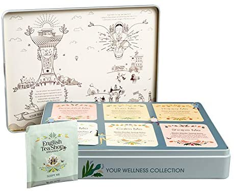 Your Wellness Tea Collection