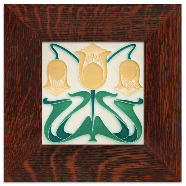 Coronet Framed Tile