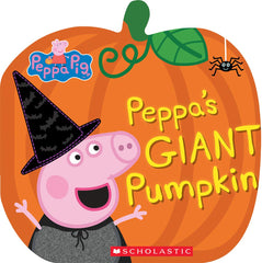 Peppa's Giant Pumpkin