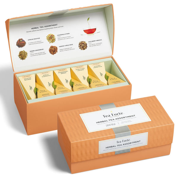 Tea Forté Assortment Presentation Box
