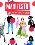 Manifesto!: The Art Movements Game Playing Cards