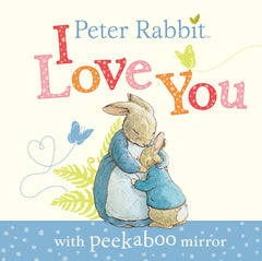Peter Rabbit I Love You Book