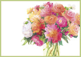 Peonies Boxed Notecards