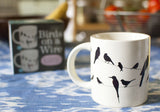 Birds on a Wire Mug