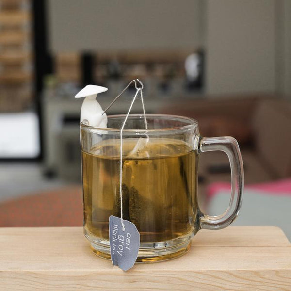 Jiang Taigong Fisherman Tea Bag Holders Set of 4