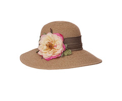 'Huntington's 100th' Rose Sunhat