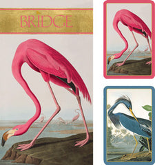 Audubon Birds Bridge Gift Set