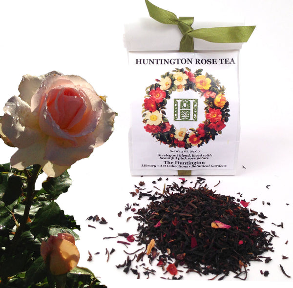 Huntington Rose Tea