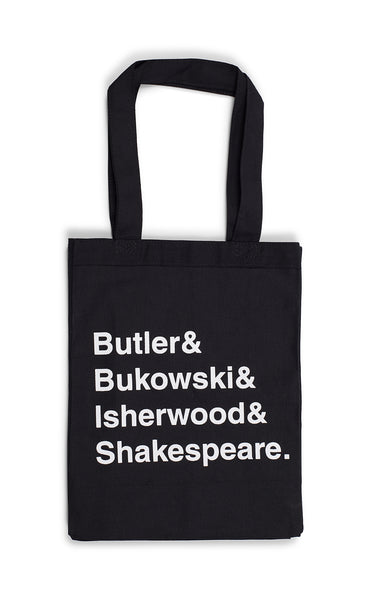 Huntington Authors Tote Bag