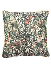 William Morris Golden Lily Decorative Pillow
