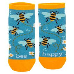 Bee Ankle Socks