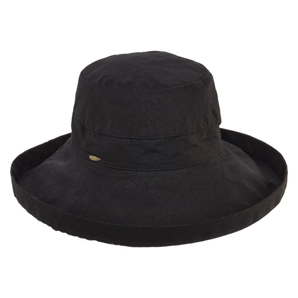 Black Big Brim Hat