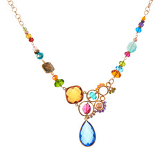 Arianna Gemstone Necklace
