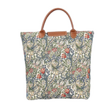 William Morris Golden Lily Fold Away Shopping Bag