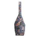 William Morris Strawberry Thief Blue Hobo Bag