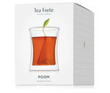 Tea Forté Poom Double-Walled Teacup