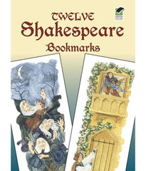 Twelve Shakespeare Bookmarks