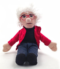 Andy Warhol Doll
