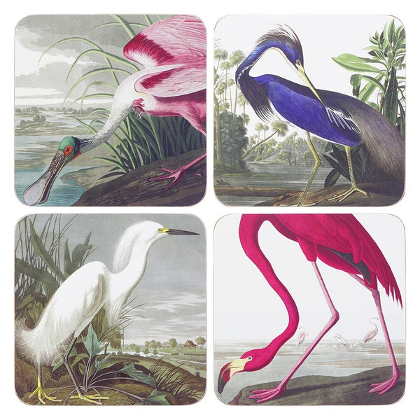 Audubon Bird Coasters