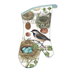 Nest & Eggs Oven Mitt
