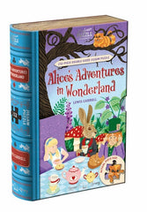 Alice in Wonderland 250-Piece Puzzle
