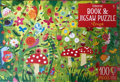Bugs Book and Jigsaw Puzzle