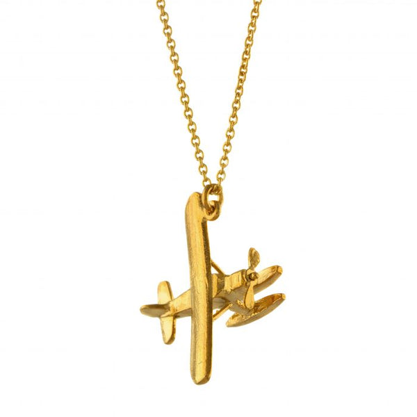 Seaplane Necklace