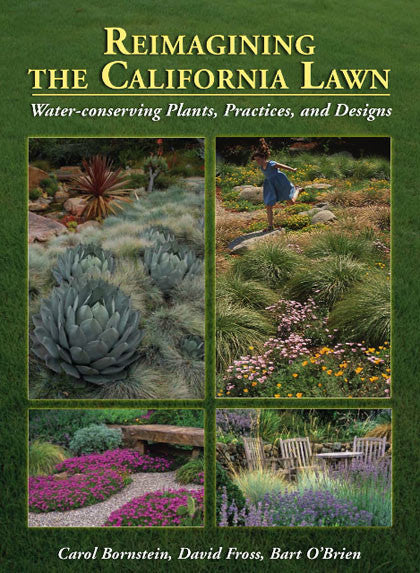 Reimagining the California Lawn: Water-conserving Plants, Practices, and Designs