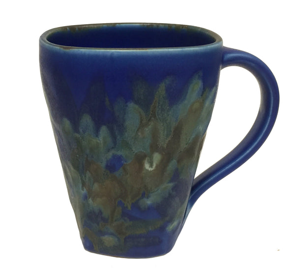 Botanical Square Ceramic Mug