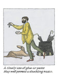 Edward Gorey: Verse Advice Boxed Notecards