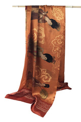 Ladies Silk Scarf