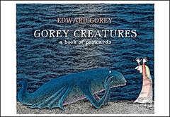 Edward Gorey Creatures: A Book of Postcards