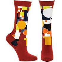 Coonley Playhouse Womens Socks