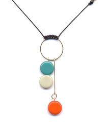 Ronni Kappos Drop Necklace
