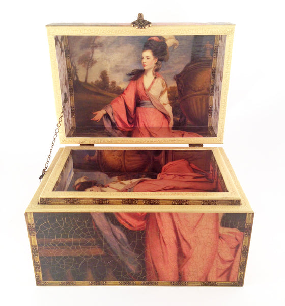 Jane Fleming Keepsake Box