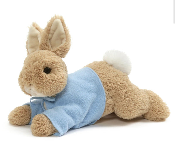 Peter Rabbit Laying Down Plush
