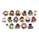Little Feminist 20 Magnet Set