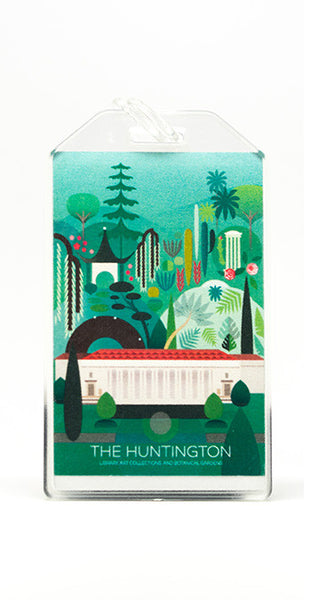Huntington Luggage Tag