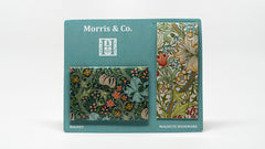 Morris & Co. Magnet and Magnetic Bookmark