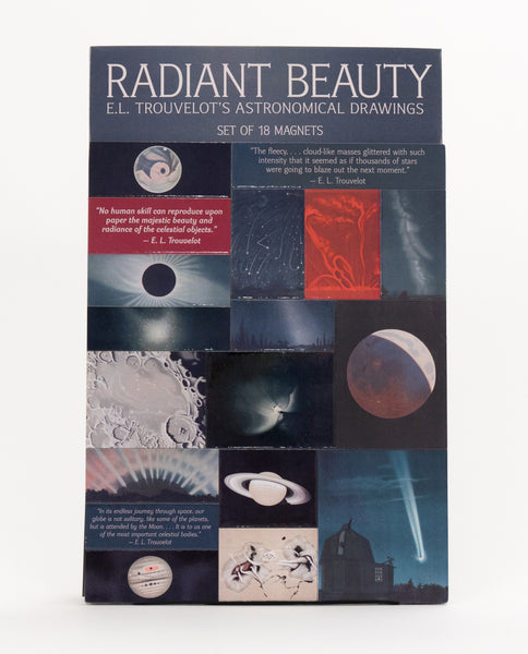 Radiant Beauty Set of 18 Magnets