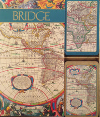 World Map Bridge Set
