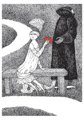 Edward Gorey: Mysterious Messages