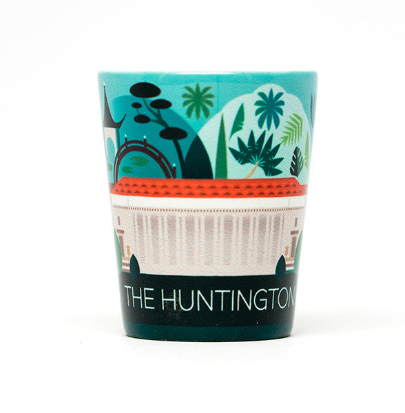 Huntington Shot Glass