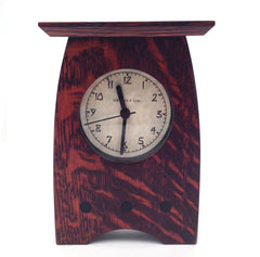 Small Craftsman Clock