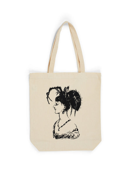 Spider Lady Coiffure Tote