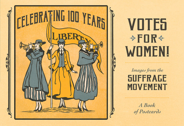 Votes for Women Postcards
